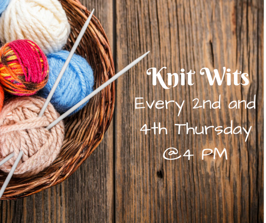 Knit Wits @ Creative Space
