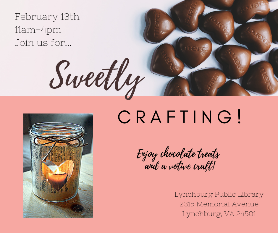 Sweetly Crafting @ Creative Space