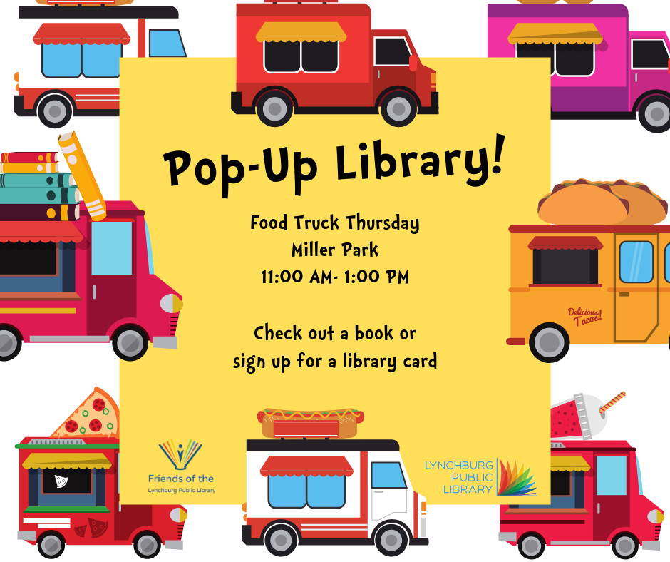 Pop-Up Library @ Miller Park
